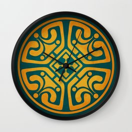 Regal Medalion Wall Clock