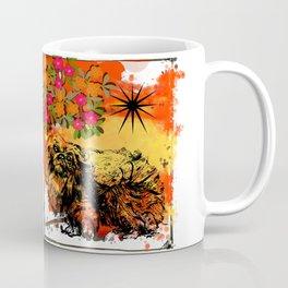Pekingese pop art Coffee Mug