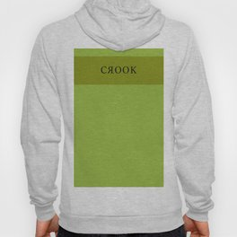 Lime Green Crook Hoody