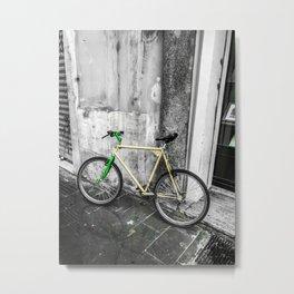 mode of transport Metal Print