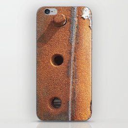 Boiler no more iPhone Skin