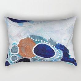 Gauntlet III Rectangular Pillow