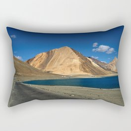 Road to the Blue! Rectangular Pillow