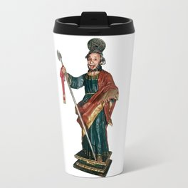 San Judas Tadeo Travel Mug