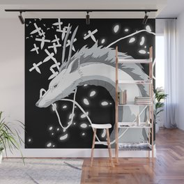 The Dragon Boy Wall Mural