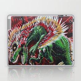 Murder in the Mesozoic Laptop & iPad Skin