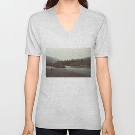 Foothills Unisex V-Neck