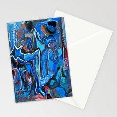 The Blue Cadaver Stationery Cards