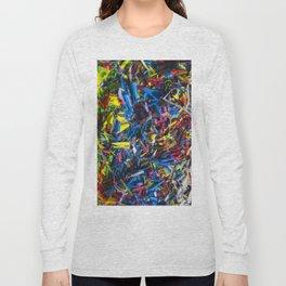 Crayon Shavings Long Sleeve T-shirt