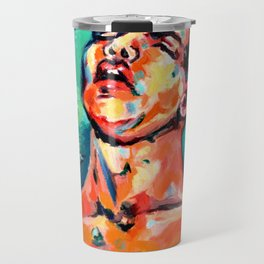 Whater pleasures Travel Mug