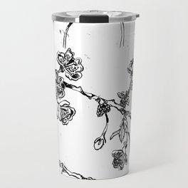Botanical #CHERRIES Travel Mug