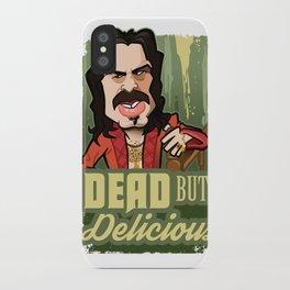 Dead but Delicious iPhone Case