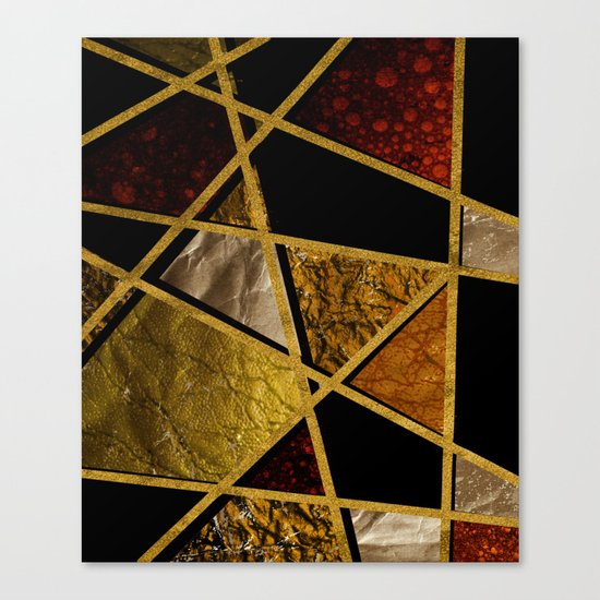 Abstract #468 Canvas Print