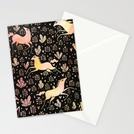 Marshmallow ponies Stationery Cards