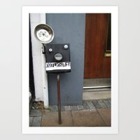 Fotograph Art Print