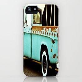 Rusty Dodge (2) iPhone Case