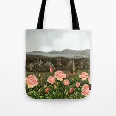 Le Rose Tote Bag