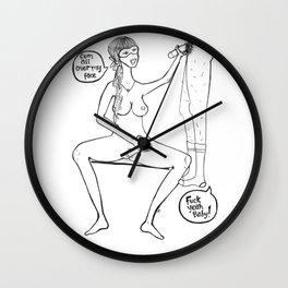 Riendo Salads Issue 3 Wall Clock
