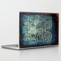 android Laptop & iPad Skins featuring ANDROID by lucborell