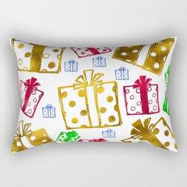 Regalos navideños II Rectangular Pillow