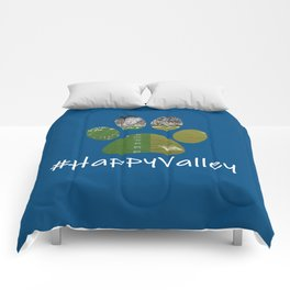 #HappyValley Comforters