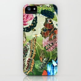 The Cabinet of Curiosities iPhone Case