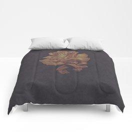 Skull Bloom Comforters