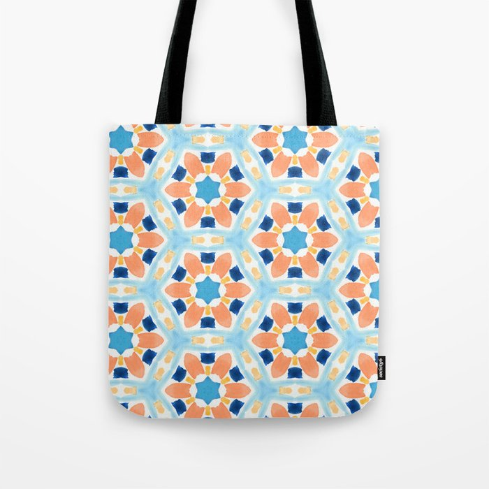 Moroccan Pattern V1 #society6 #decor #buyart Tote Bag