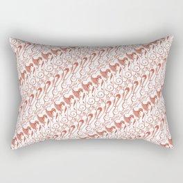 Batik Garuda Rectangular Pillow