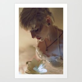Fairy Ash Art Print