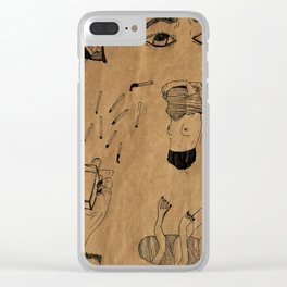 better than you. Clear iPhone Case