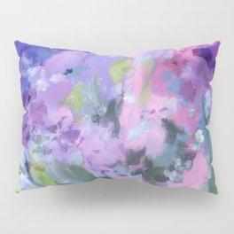 Lavender Blue Pillow Sham