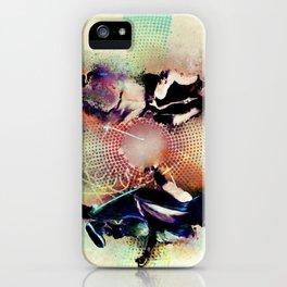 X-press Ya Self! iPhone Case