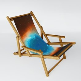 Eye Of God - Helix Nebula Sling Chair