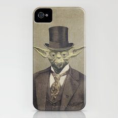 Sir Yodington  Slim Case iPhone (4, 4s)