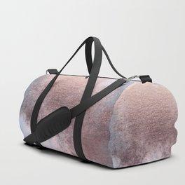 Princess Retro Rose Gold Blush Duffle Bag