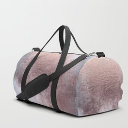 Princess Retro Rose Gold Blush Duffle Bag