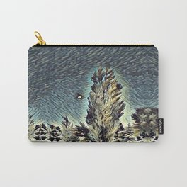 On a Moonlit Morning. Carry-All Pouch