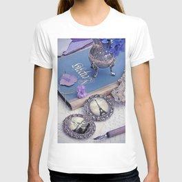 Vintage Blue Paris T-shirt