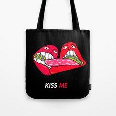Kiss ME! Tote Bag