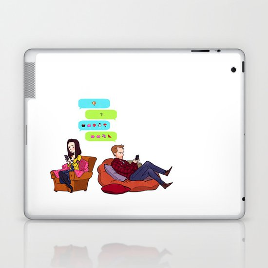 Birthday Cake Birthday Cake Laptop & iPad Skin