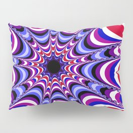 New Beginnings Fractal Pillow Sham