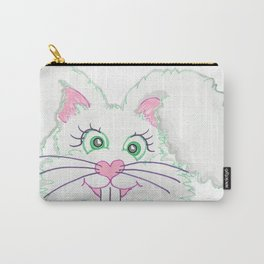 Funny Bunny Bed and Bath Carry-All Pouch