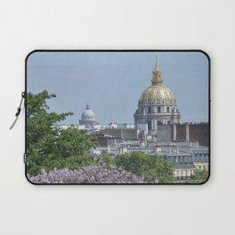 Domes de Paris Laptop Sleeve