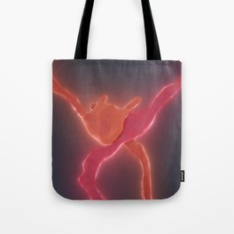 Electric Embrace (no logo) Tote Bag