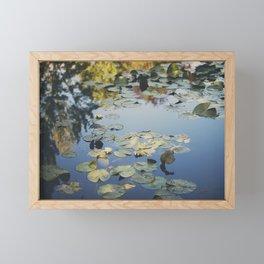 Monet's Lily Pond ... Framed Mini Art Print