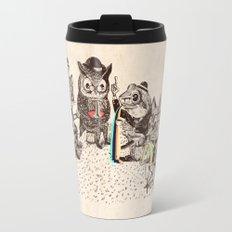 Strange Animals Travel Mug