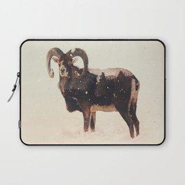 Veluwe: Corsican Sheep Laptop Sleeve