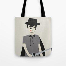 El Zorro Tote Bag