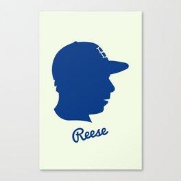 Pee Wee Reese Canvas Print